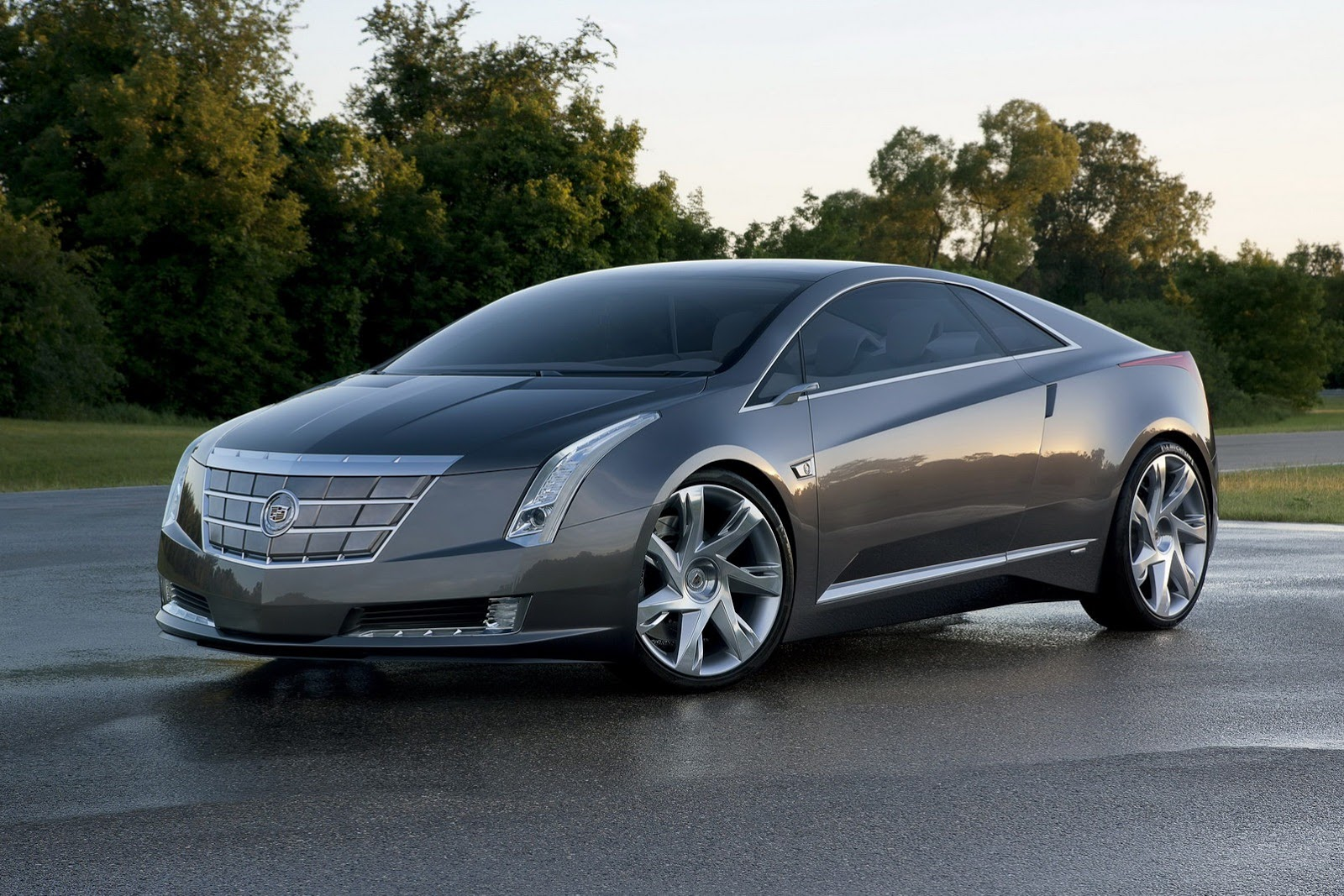the 2014 cadillac elr the fwd hybrid from detroit. Black Bedroom Furniture Sets. Home Design Ideas