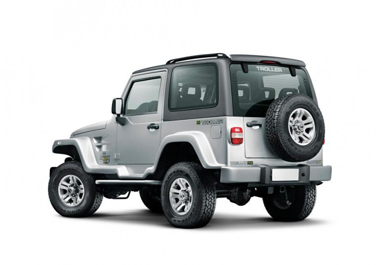 the 2013 troller tr 4 the brazilian jeep look a like. Black Bedroom Furniture Sets. Home Design Ideas