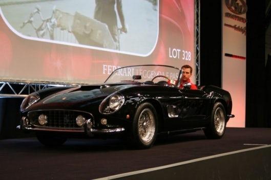 1961 Ferrari California Spyder