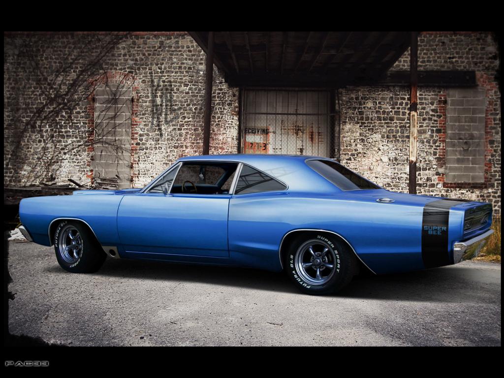 Top 10: America\'s Coolest Classic Cars