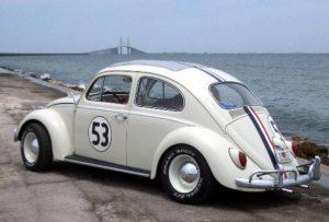 1968 Herbie VW Bug
