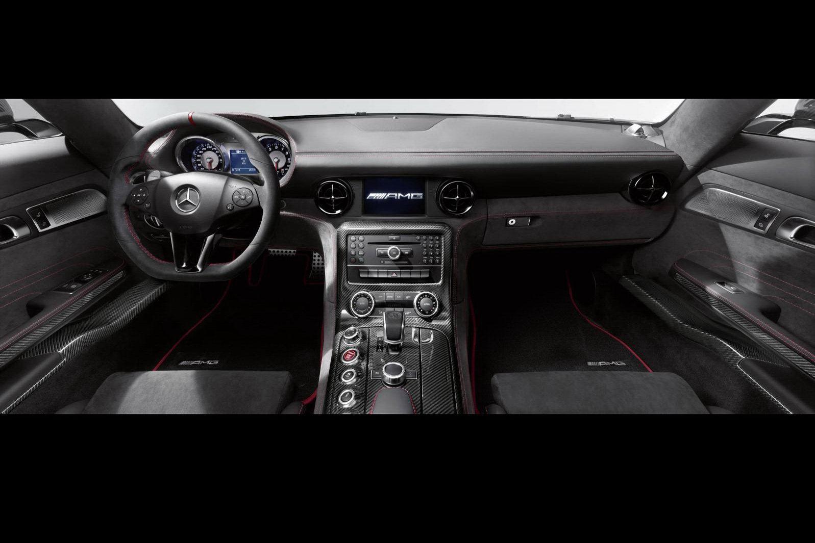 The Mercedes Benz SLS AMG Black Series. The Pheonix Has Risen Again.