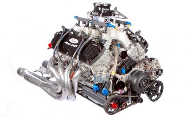 NASCAR FR9 Engine