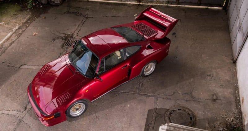 Porsche 935 Straßenversion