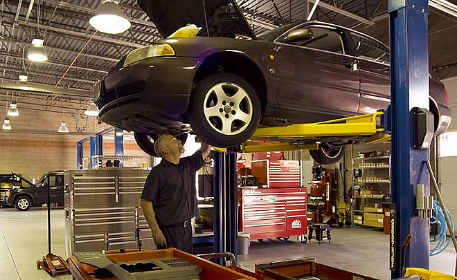 How to evaluate the quality of an auto repair shop Auto motor repair