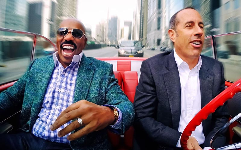 Comedians in Cars Getting Coffee Top 10 Car Shows on TV