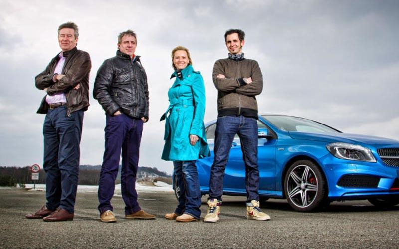 Fifth gear celebrity cars blog
