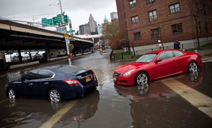 Floods in Queens