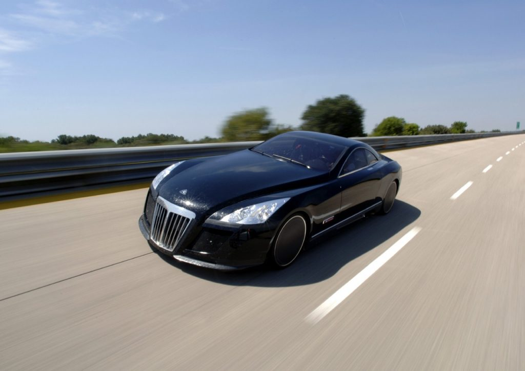 Maybach Exelero - Rarest Car In The World