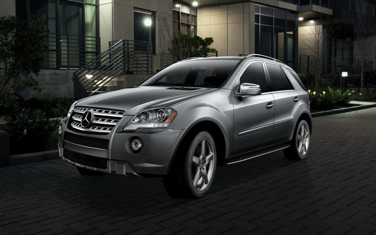 Mercedes-Benz M Class - Best Used Luxury SUV