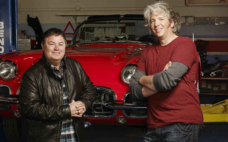 Top Car Shows On TV - Car tv shows