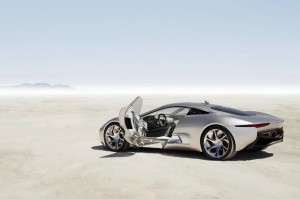 Jaguar C-X75 Electric Concept Car is No More