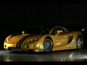 Ascari A10 is the 10th Fastest Car