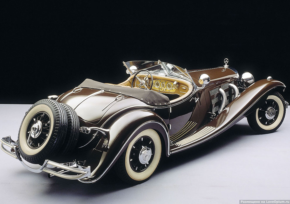 1931 Bugatti Royale Type 41 Kellner Coupe - The Most Expensive Car In The World Of All Time?