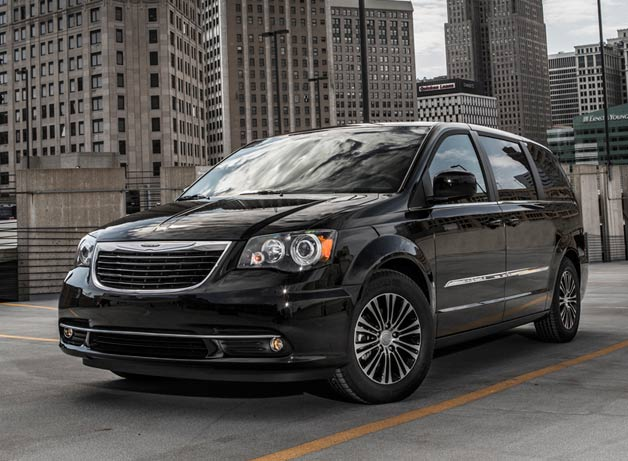 Chrysler Town and Country - Soccer Mom Car