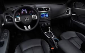 2013 Dodge Avenger Interior