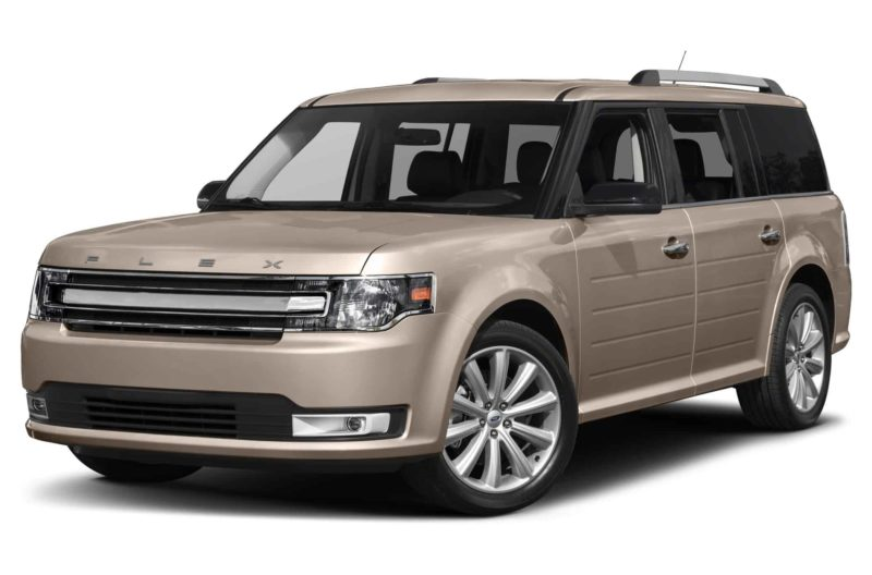 2019 Ford Flex Front 3/4