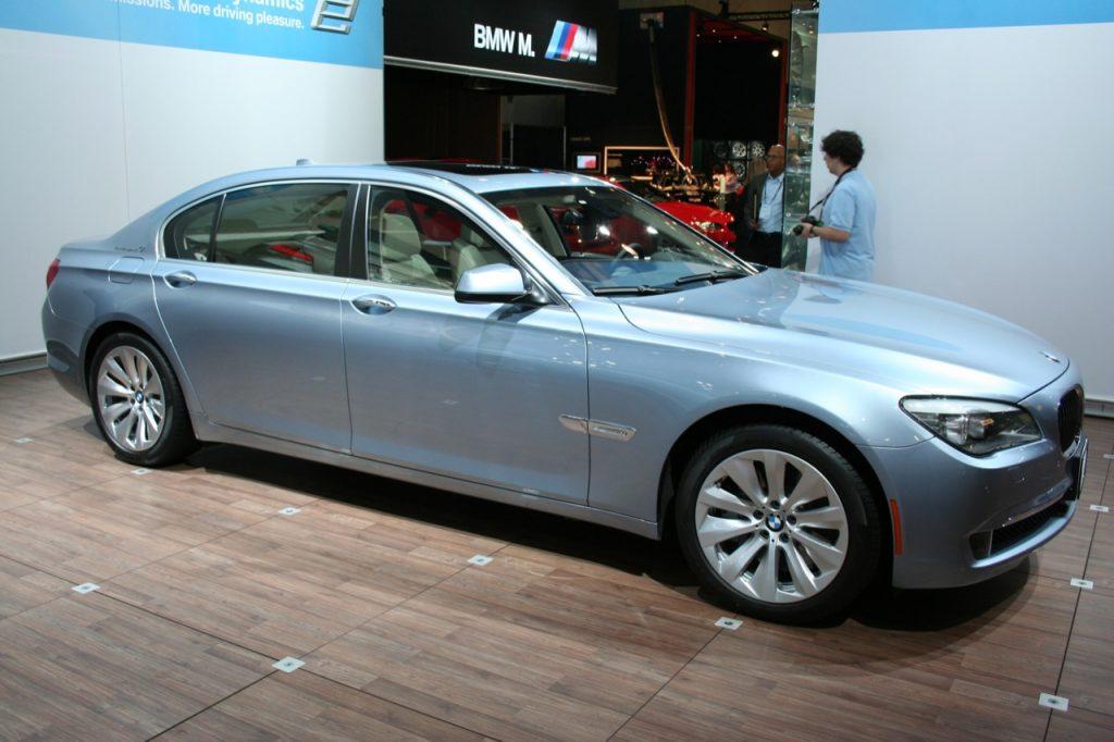 BMW Active Hybrid 7 2
