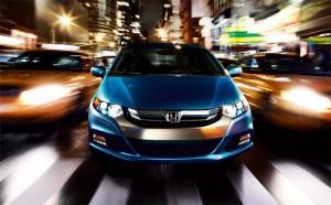 2013 Honda Insight Hybrid