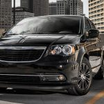 The all-new 2013 Chrysler Town and Country Minivan