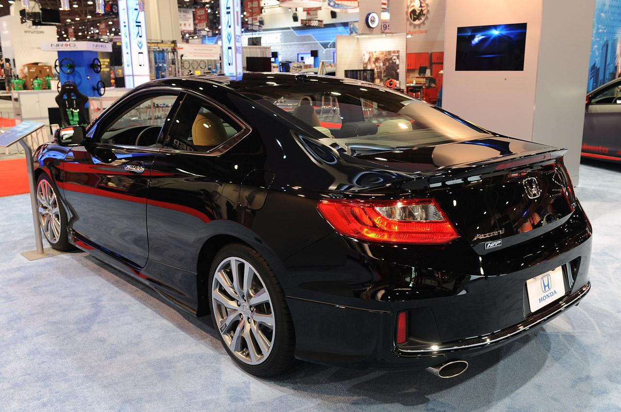 2013 Honda Accord Rear