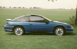 91 Mitsubishi Eclipse Phase 1