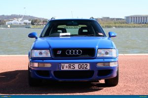 Foreign Cars Not Sold In USA - Audi RS2 Avant
