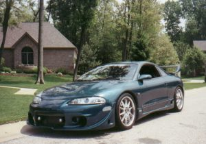 91 Mitsubishi Eclipse Completed