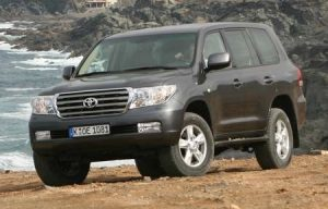 Foreign Cars Not Sold In USA - Toyota Land Cruiser Diesel