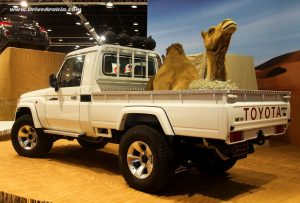 Foreign Cars Not Sold In USA - Diesel Toyota Land Cruiser Truck