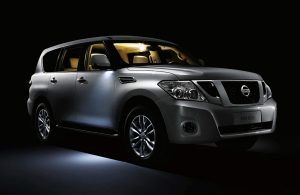 Foreign Cars Not Sold In USA - Nissan Patrol