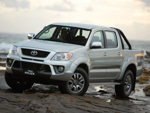 Foreign Cars Not Sold In USA - Toyota Hilux
