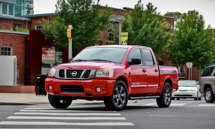 2015 Nissan Cummins Turbo Diesel Titan