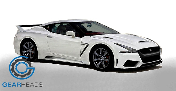 The 2016 Nissan GT-R R36 Nismo