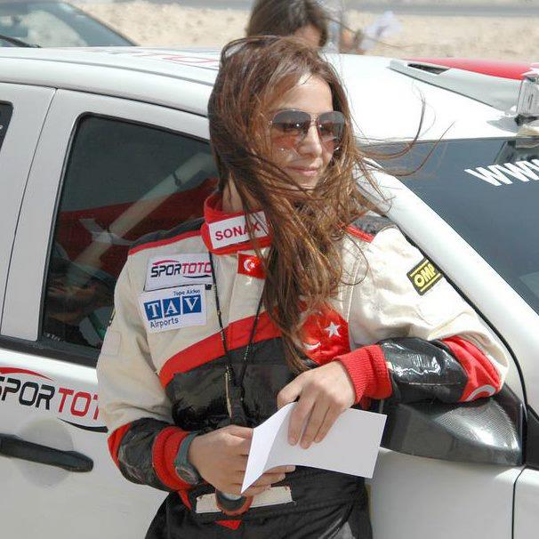 Nehir Yilmaz – Turkish Rally Racer