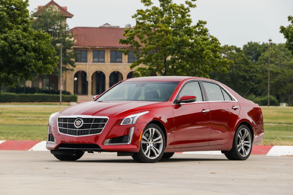 cts review vsport cadillac motor mind over