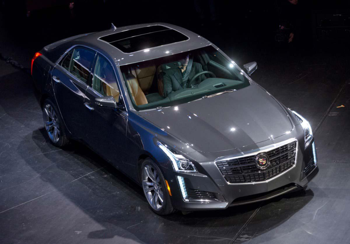 Definition Of Swag The 2014 Cadillac Cts Vsport