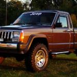 What Happened to the Jeep Comanche?