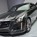 Definition Of Swag: The 2014 Cadillac CTS VSport