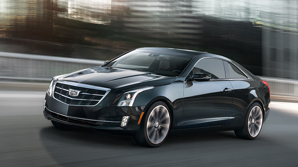 Swag Continued The 2015 Cadillac Ats Coupe