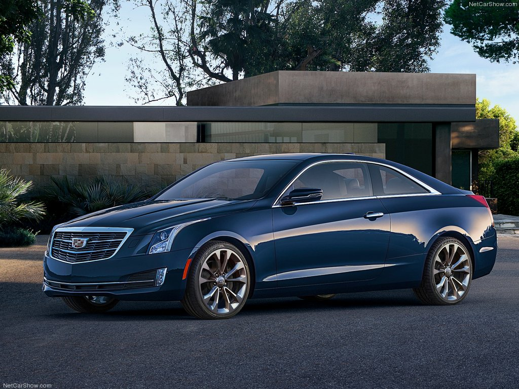 swag continued the 2015 cadillac ats coupe. Black Bedroom Furniture Sets. Home Design Ideas