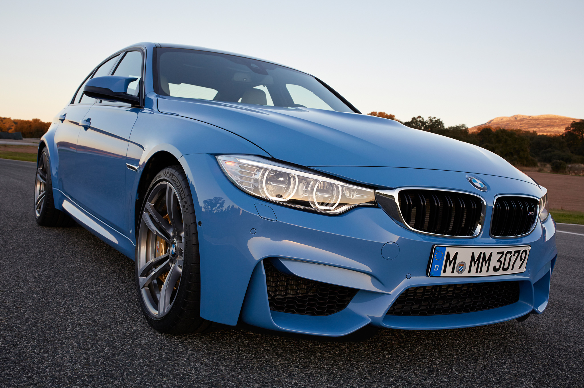 The 2015 M3 Amp M4 By Bmw
