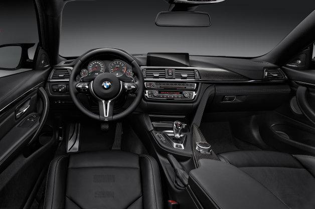 2015 BMW M3 & M4 Interior