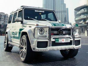 Brabus-Mercedes-G63-AMG-Dubai-Police-Car-4