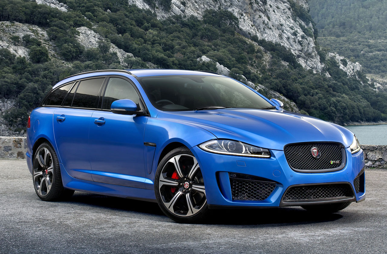 british estate power the 2015 jaguar xfr s sportbrake. Black Bedroom Furniture Sets. Home Design Ideas