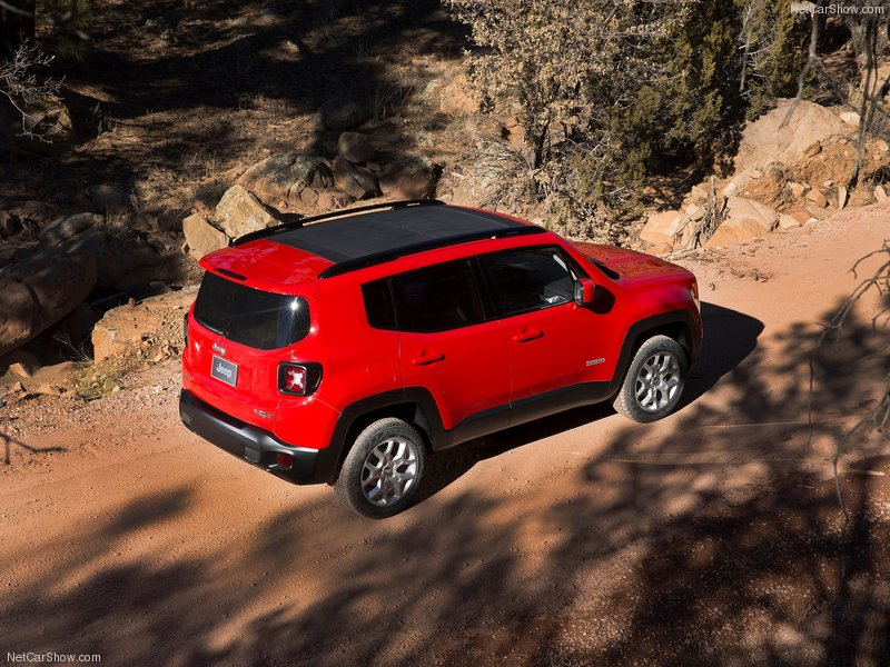 Jeep Renegade Made By Fiat 2