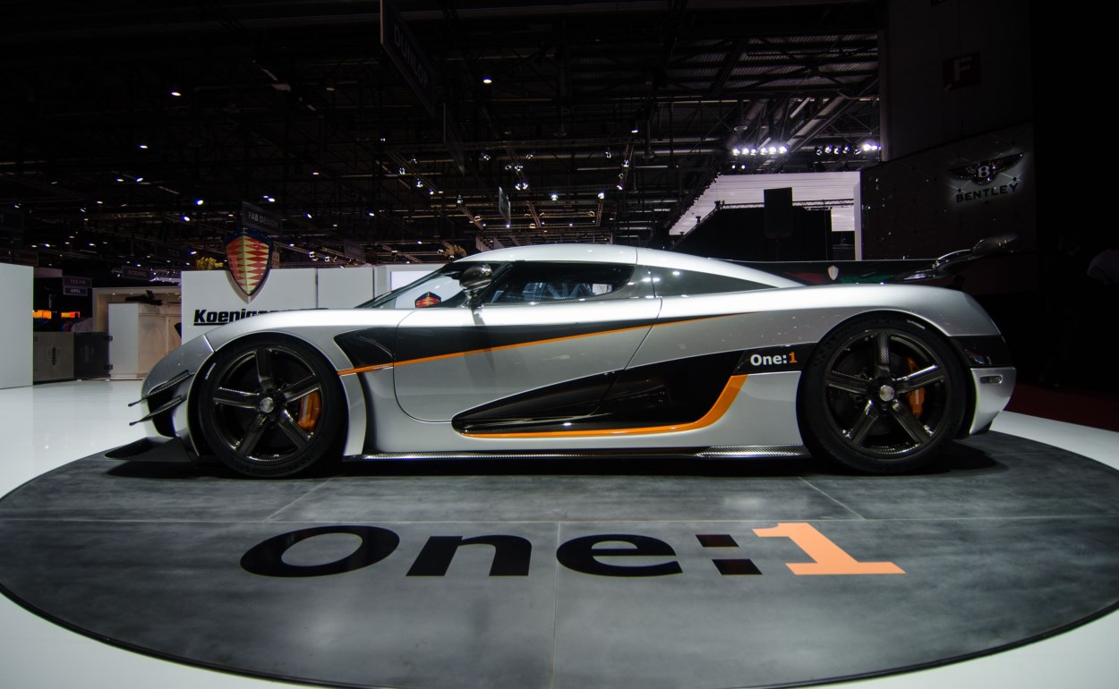 Koenigsegg One:1 Top Speed 3