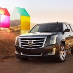 The 2015 Cadillac Escalade Is The Epitome Of American Style.