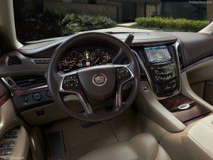 Cadillac-Escalade_2015_interior dash