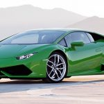 The 2015 Lamborghini Huracan LP 610-4.